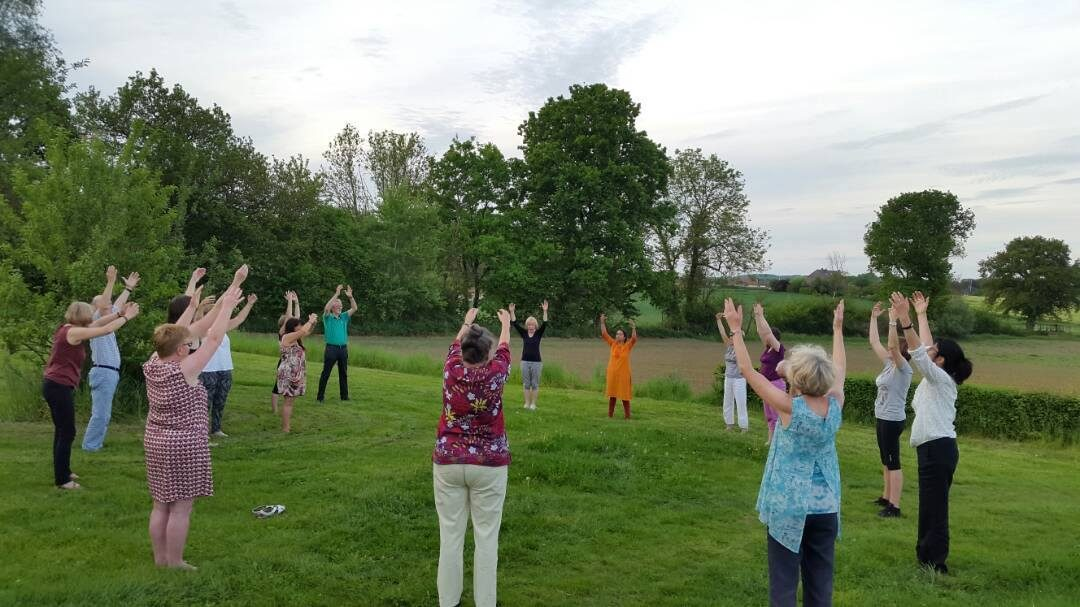 Ontdek de unieke workshop 'Doing Yoga and Being in Yoga' op 12 mei